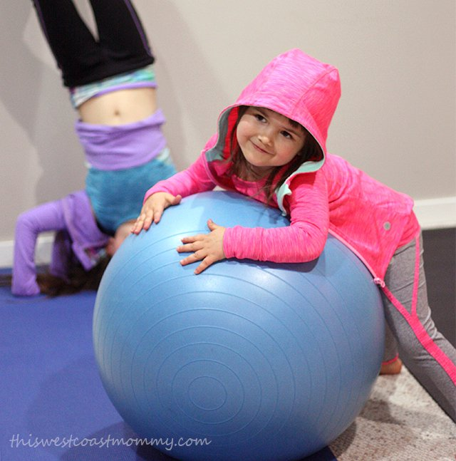 Jill Yoga active wear is colourful, comfortable, and fun!