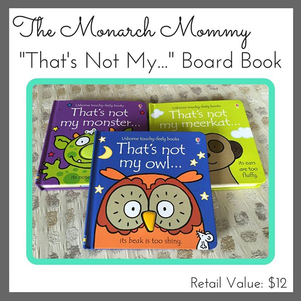 """That's Not My..."" board books"