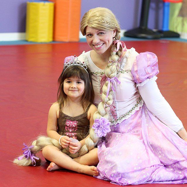 How to party like a princess in Langley, BC!