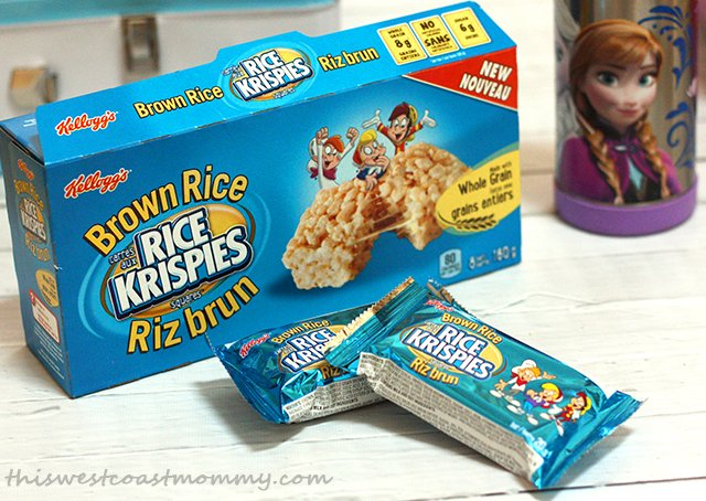 Rice Krispies squares bars