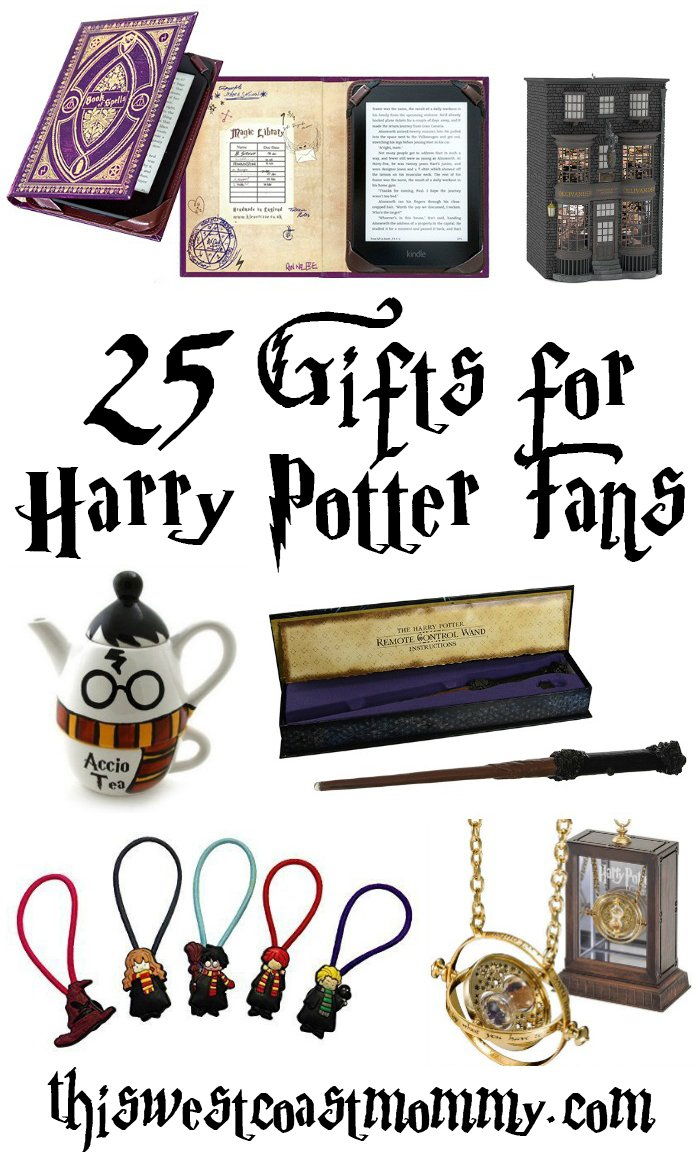 25 Gift Ideas For Harry Potter Fans This West Coast Mommy