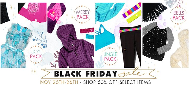 Visit Limeapple's Black Friday Sale on November 25 and November 26 to stock up for the holidays!