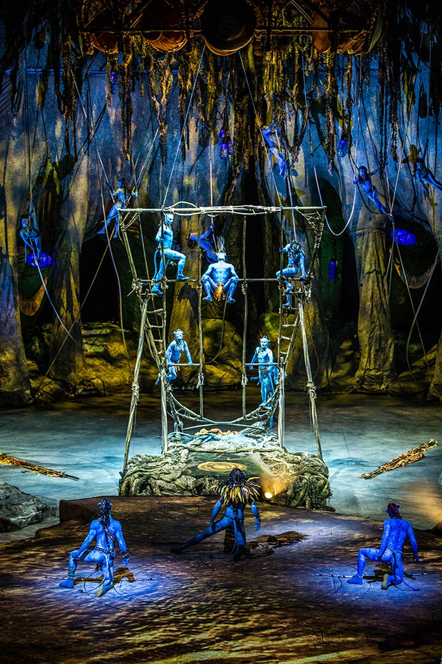 Inspired by James Cameron's Avatar, Cirque du Soleil's TORUK – The First Flight will capture your imagination! Playing Dec 14-18 in Vancouver.