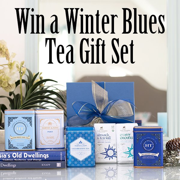 Win a Winter Blues gift set