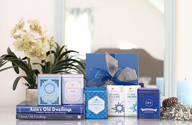 Winter Blues Gift Set