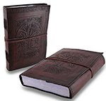 leather journal HGG